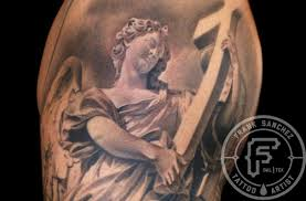 cross tatoo images frank sanchez religious cross tattoos page 1