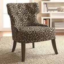 large size of uncategorized leopard print accent chair for stylish coaster furniture 902066 safari inspired