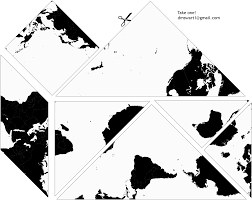 Personal World Map some thoughts on the authagraph world map u2013 d m swart