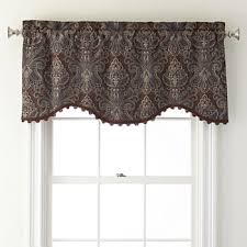 Where To Buy Window Valances Discount Window Treatments U0026 Clearance Curtains Jcpenney