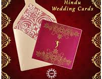 Indian Wedding Cards Online Most Appreciated Projects On Behance