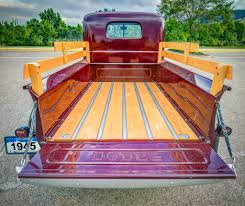 Classic Ford Truck Gifts - 1945 dodge half ton pickup truck classic car photography by