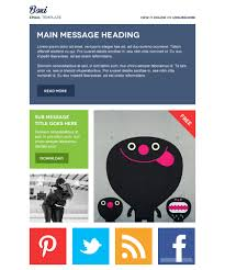 boxi email newsletter psd theme free download best psd freebies