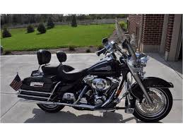 harley davidson road king in ohio for sale used motorcycles on