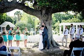 wedding venues in pensacola fl the barkley house pensacola mint green outdoor wedding