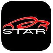 star motors logo mega star motors llc pre owned automobile business auto market
