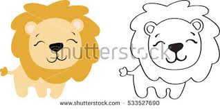 lion cartoon stock images royalty free images u0026 vectors