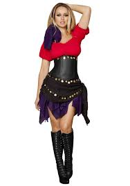 Save A Fortune On A Fortune Teller Costume We Guarantee The Best Roma Costume 4435 Seductive Gypsy Top And Skirt Costume Ebay