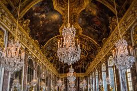 versailles chandelier the versailles palace by fabien desmonts exposure
