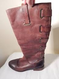 ebay womens leather boots size 9 womens leather boots arturo chiang size 9 medium ebay