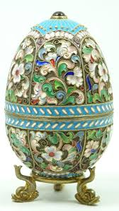 decorative eggs 123 best oeufs cloisonnes russie japon images on