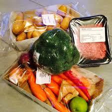 plats cuisin weight watchers avis test de la foodbox weight watchers