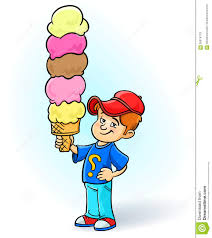 ice cream clipart boy eating ice cream clipart collection