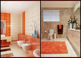 Orange Bathroom Give Your Bathroom A New Look With These Stunning Design Ideas