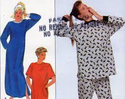 pajama pattern etsy