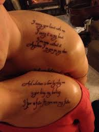best 25 wife tattoos ideas on pinterest husband wife tattoos