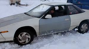 subaru xt 1989 subaru xt6 not as stuck as youd think youtube