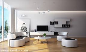 Wall And Latest Sofa Design In Living Room - Living sofa design