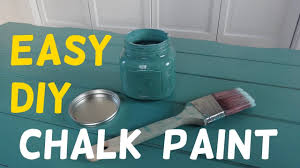 can i use chalk paint to paint my kitchen cabinets make your own chalk paint cheap easy recipe