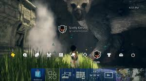wallpaper game ps4 hd ps4 update 4 50 adds custom wallpapers external hdd support more