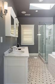 grey u0026 white master bath makeover designbuildduluth com