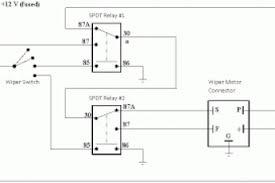 interesting afi wiper motor wiring diagram photos block diagram on