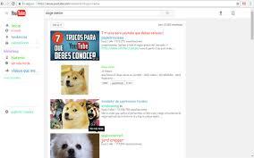 Youtube Doge Meme - siete secretos o curiosidades de youtube que te sorprender磧n off