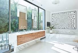 Midcentury Modern Bathroom Interior Barn Doors Tags Barn Door For Bathroom Mid Century