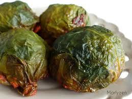 cuisiner les blettes feuilles de blettes farcies marlyzen cuisine revisitée