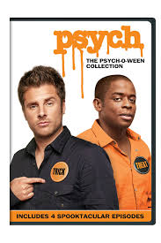 amazon com psych the psych o ween collection james roday dule