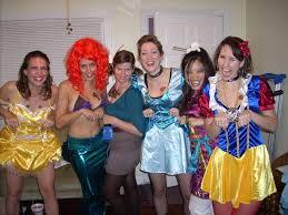 the best halloween costumes in the garden of eva