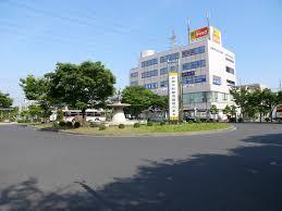 toyota line file turumai u0026meitetsu toyota line akaike station of rotary 03 jpg