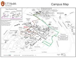 Ut Campus Map Uthscsa Facilities Management Campus Map