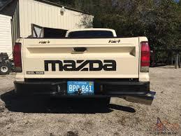 mazda b2200 mazda b2200 diesel pickup a c no reserve diesel 40 mpg