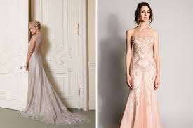 top wedding dress designers uk coloured wedding dresses from top uk bridal designers