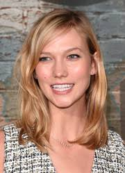medium length piecy hair karlie kloss shoulder length hairstyles karlie kloss hair