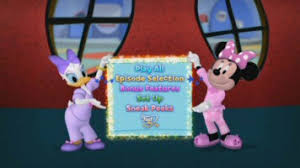 minnie s bowtique mickey mouse clubhouse minnie s bow tique dvd review