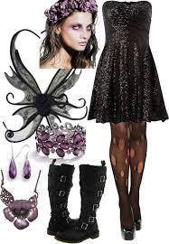 Halloween Costumes Fairy 25 Dark Fairy Costume Ideas Dark Fairy Makeup
