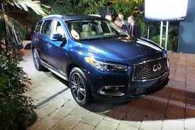 2016 infiniti qx60 2016 infiniti qx60 gets updated styling new technologies
