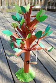 craft activity theme trees things to make and do crafts and