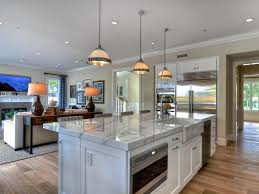 small open floor plan family room kitchen designs sitting room in kitchen open concept
