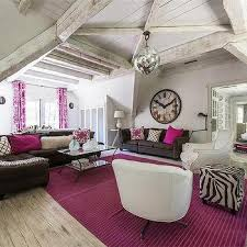 designer livingrooms pink and brown living rooms design ideas