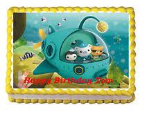 octonauts cake topper octonauts cake topper ebay