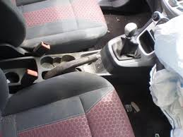 ford fiesta 5spd manual transmission gearbox only hxj ws wt 09 13