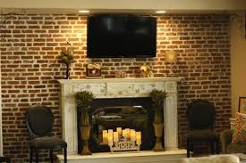 Interior Brick Veneer Home Depot Old Mill Brick Boston Mill Colonial Collection Thin Brick Flats Tb