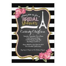 bridal invitations bridal shower invitations zazzle