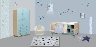 creer deco chambre bebe beau creer deco chambre bebe 4 d233co chambre etoile kirafes