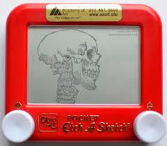 help me show my etch a sketch art in paris indiegogo