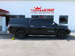 lifted silver nissan frontier topperking tampa u0027s source for truck toppers and accessories