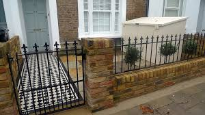 london builders ltd construction company garden wall railings idolza